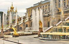 Week-end d\'exception à Saint-Pétersbourg