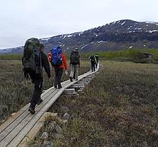 Voyage sur mesure - Suède - De la Kungsleden au pays Sami - Randonnée en Laponie Suédoise