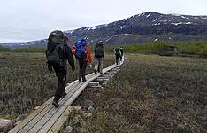 De la Kungsleden au pays Sami - Randonnée en Laponie Suédoise