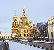 Voyage sur mesure - Russie - Saint-Pétersbourg et Novgorod en hiver