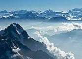 Tour du Mont Blanc accompagné d\'une mule