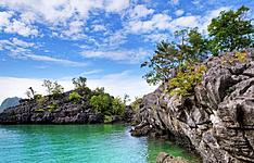 La péninsule, Langkawi et Bornéo