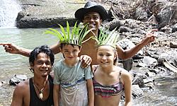 maria, voyage en Indonésie