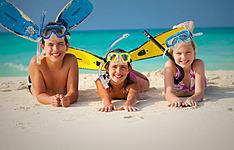 les vacances idéales en famille au Kuramathi Island