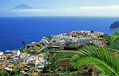 La Gomera, L\'île Des Randonneurs