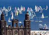 Jour 1 - Arrivée à Las Palmas