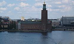 patrickbeartekno, voyage en Suède