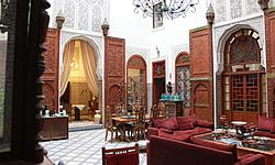 charlie, voyage au Maroc