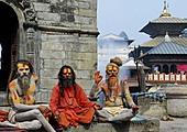 Jour 3 - Visite des sites mythiques de Pashupatinath et de Bhaktapur