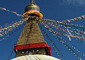 Jour 5 - De Namo Buddha au grand stupa de Bodhnath
