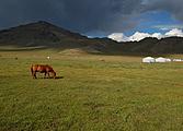 Randonnées et découverte à deux en pays nomade