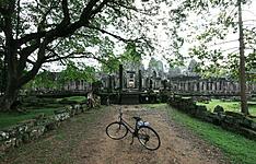 Circuit actif - Angkor Wat et la chaîne des Cardamomes