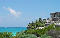 Autotour du Yucatan