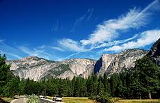La côte californienne : de San Francisco à Yosemite