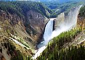 Jour 6 - Randonnée vers le Grand Canyon de Yellowstone