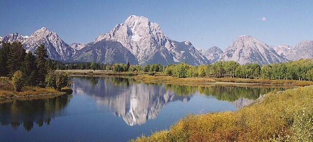 Montana et Wyoming : les grands parcs Américains