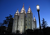 Jour 15 - Départ de Salt Lake City et fin du séjour