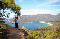 Les essentiels de la Tasmanie entre plages et parcs nationaux