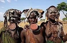 Le sud de l\'Ethiopie : Rift et Vallée de l'Omo