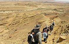 Déserts originels - Trekking dans les déserts du Néguev et de Judée - Visite de Jérusalem