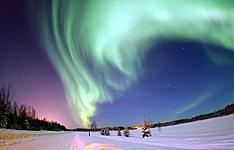 Aurores boréales et multi-activités au Yukon