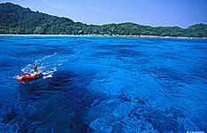 Croisière : les îles Similan et Khao Sok