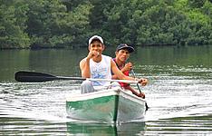 Sourires du Costa Rica