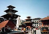Jour 14 - Vol pour Katmandou