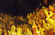 Charme et magie birmane